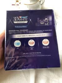 لصقات كرست بروفيشنال Crest™ 3D Whitestrips Professional Effects Original photo review