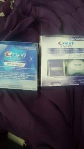 جهاز كرست لتبييض الاسنان Crest™ 3DWhitestrips Teeth Whitening Kit photo review